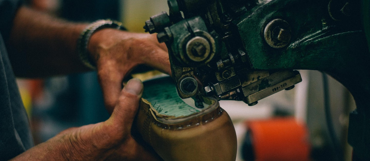 Oak Street Bootmakers - More Than Made in USA