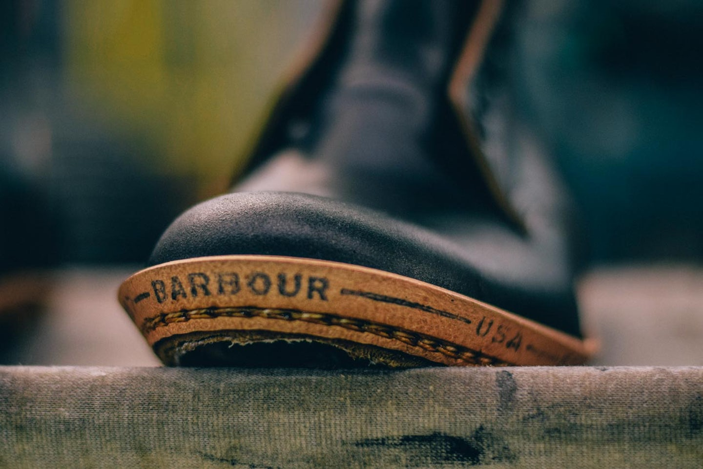 Barbour Welt - The Parts You Never See But Always Notice