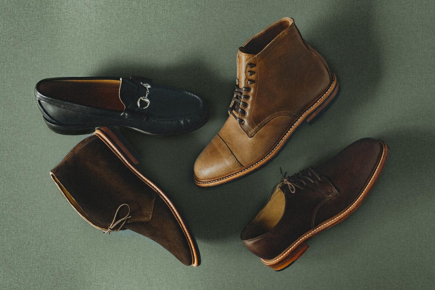Oak Street Bootmakers - Designed for Longevity