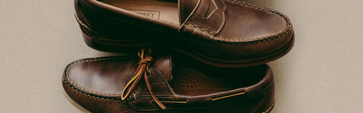 Oak Street Bootmakers - Designed for Longevity and Handcrafted in America