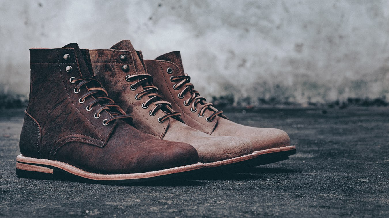 One-of-a-Kind - All-New Limited Edition Boots