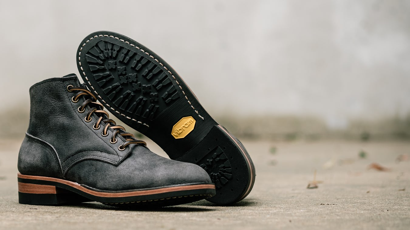 Limited Edition Storm Boot - Winter Smoke Rambler