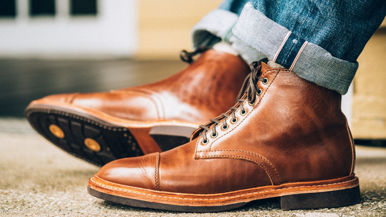 Limited-Edition Lakeshore Boot - Toscanello Horse Rump