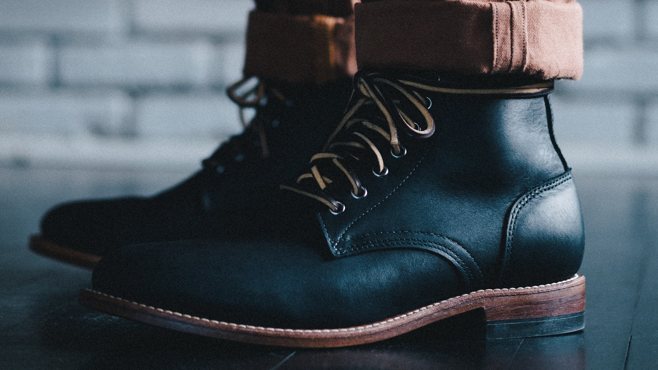 In Celebration of Our 10th Anniversary - The 10-Year Trench Boot — Just $298