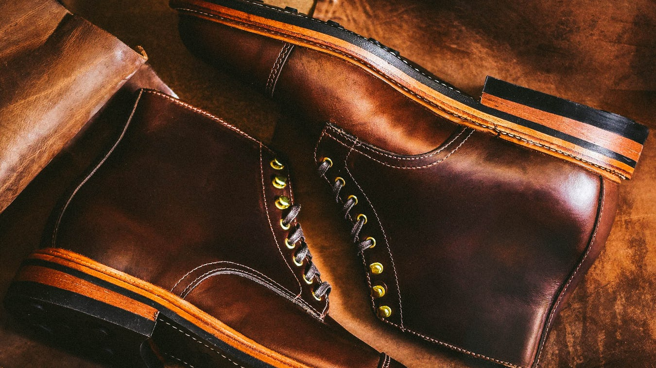 Lakeshore Boot in Chromexcel - Save 20% for a Limited Time