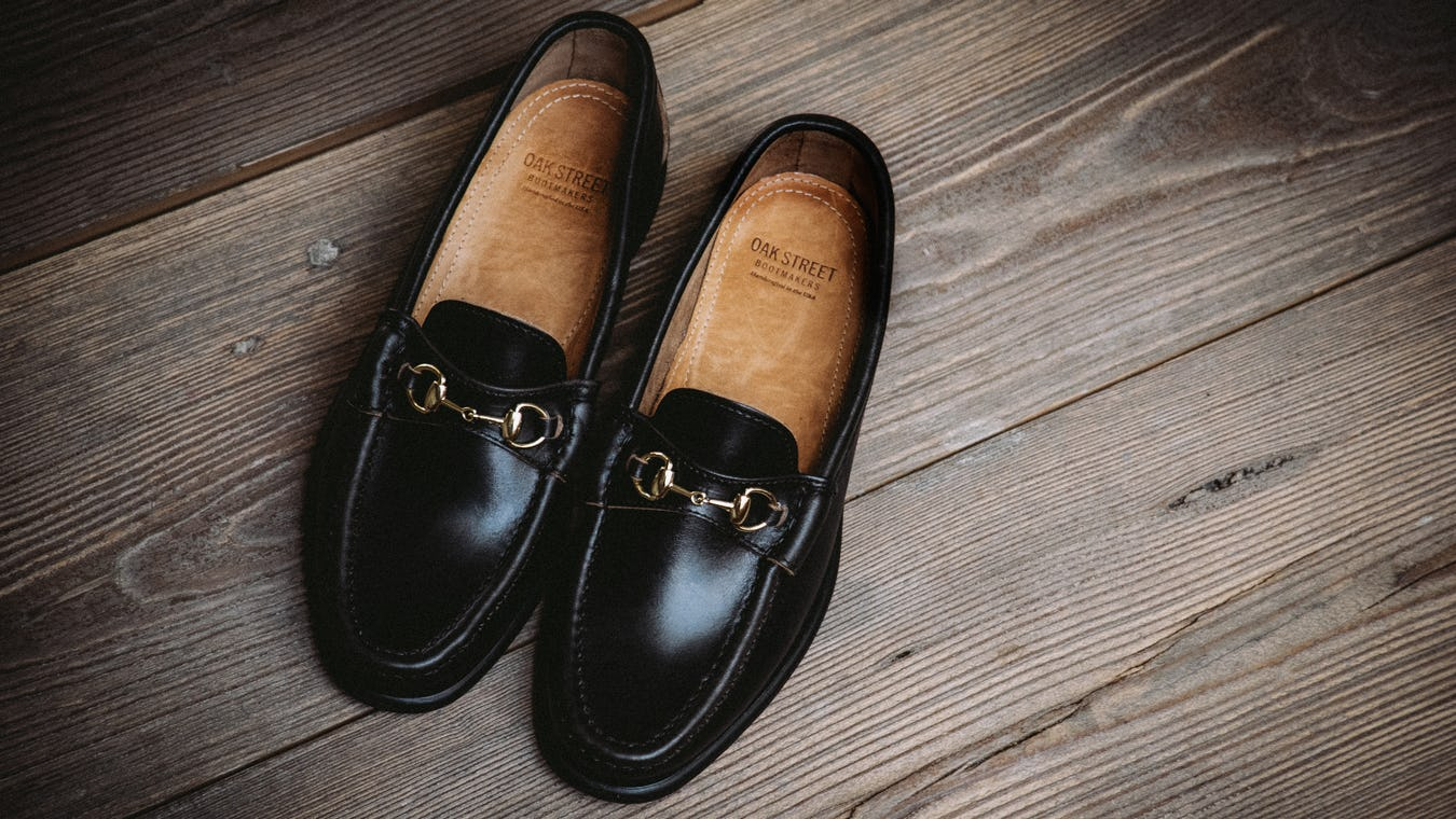 Limited Edition Bit Loafer - Black Chromexcel