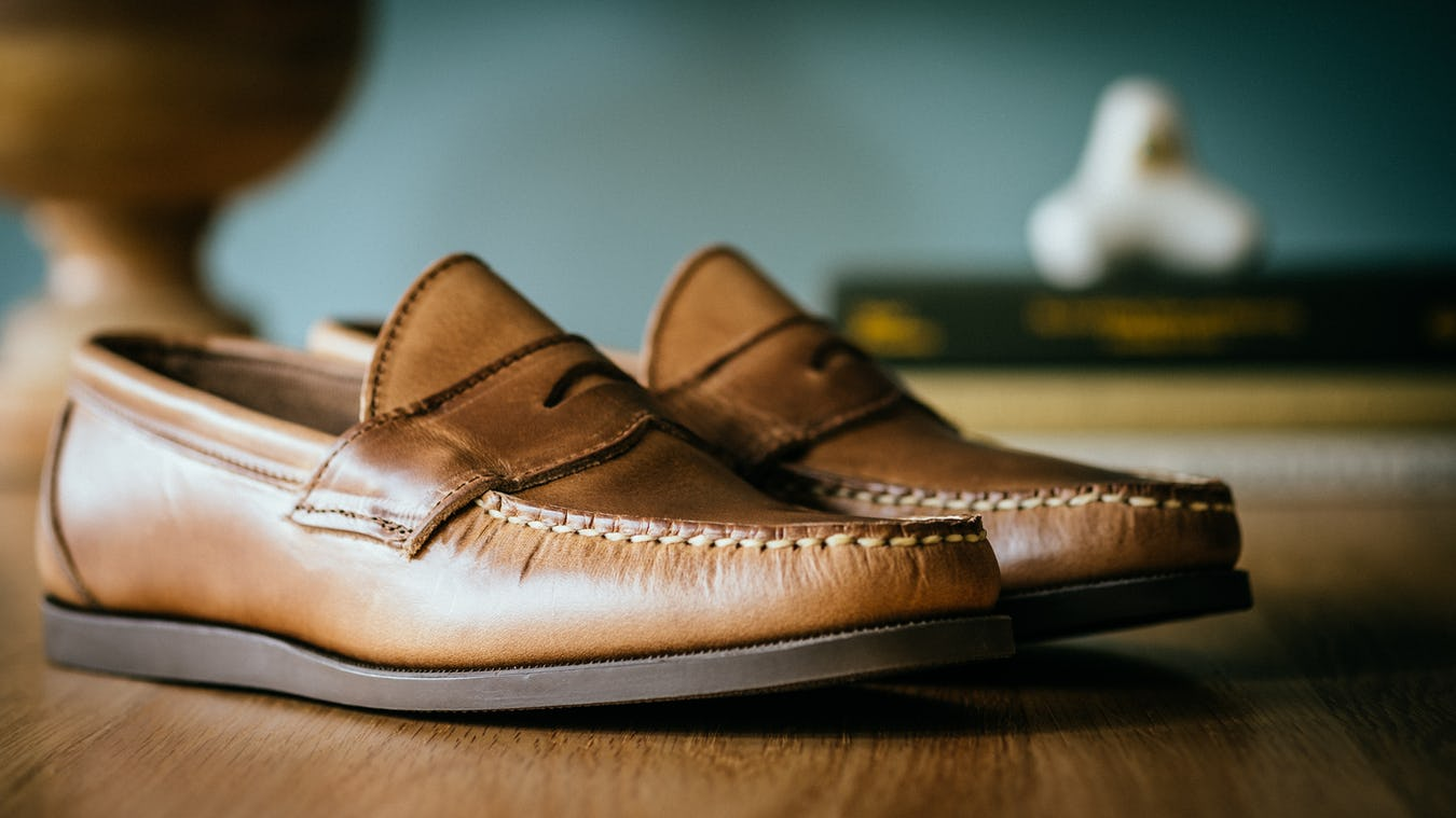 Now in Horween Chromexcel - Limited-Edition Penny Moc