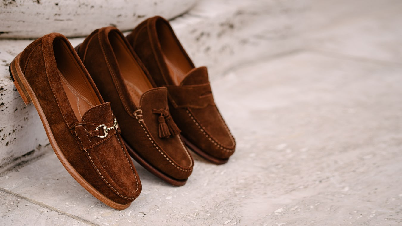 Stain-Resistant Snuff Repello® - Loafer Collection
